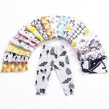 0237fe0319904 Coton bébé pantalon pour garçons filles PP pantalon sport bébé Harem pantalon  enfants pour nouveau-