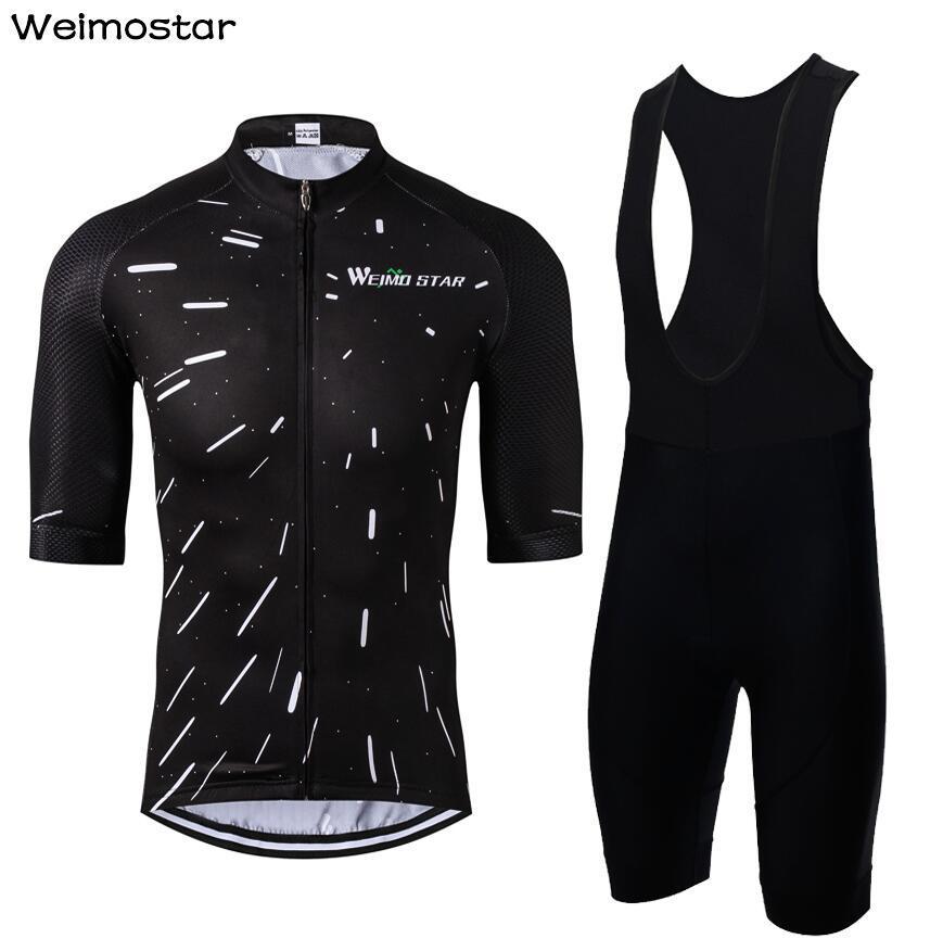 Mens Cycling Jersey Bicycle Bike Bib Short Motocross MTB Shirt Metrix 3D Team