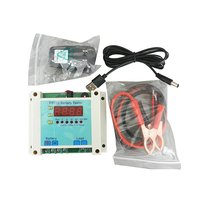 FDY10 S battery capacity detector 10A discharge meter 1 20V battery for electronic load