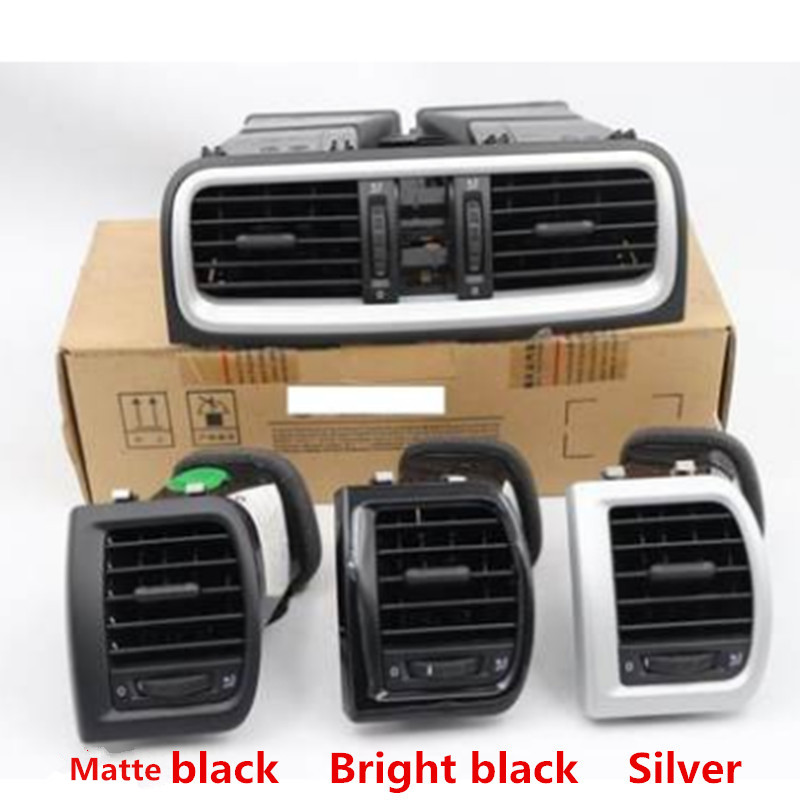 Fastener /& Clip Left Right Center Dashboard air Nozzle air Conditioning Vent Outlet for Audi Q5 8R1 820 951 Color Name: Middle