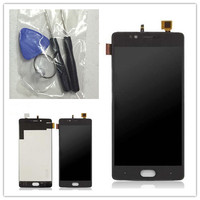 JIEYER For Doogee Shoot 1 LCD Display And Touch Screen 5 5inch Original Quality Screen Digitizer