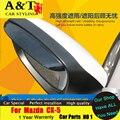 A & T Para CX-5 espejo Retrovisor lluvia ceja coche que labra 2013-2015 CX-5 espejo retrovisor lluvia ceja espejo protección contra la lluvia