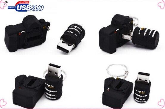 USB 3.0 USB Flash Drive Thumb Pendrive Memory Stick Best Selling Gift Pen Drive camera model 8GB-64GB Pendrives Usb u disk