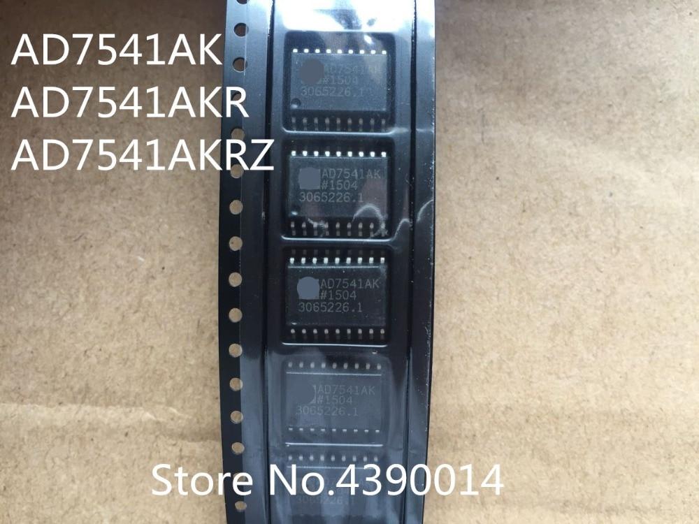 10pcs/lot AD7541AKR AD7541AKRZ AD7541 SOP-1810pcs/lot AD7541AKR AD7541AKRZ AD7541 SOP-18