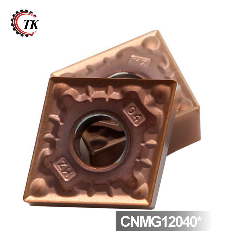 CUTTING TOOL <font><b>CNMG</b></font> <font><b>120404</b></font>/<font><b>CNMG</b></font> 120408 Apply to STAINLESS STEEL and STEEL CNMG120404/CNMG120408 TURNING TOOL image