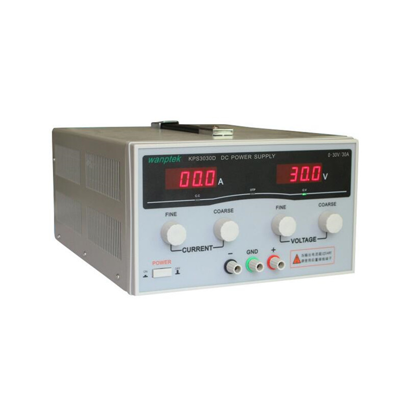 900W KPS3030D High precision High Power Adjustable LED Dual Display Switching DC power supply 220V 30V/30A