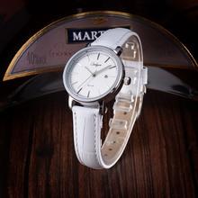 Onlyou Lover's Watch Wrist Watches For Women Men Leather Quartz Watch with Calendar Waterproof Men's Stylish Watch Gifts 81019