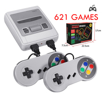 Animuss or HDMI/AV Output 8 Bit Mini Retro Video Game Console handheld game player Built in 621 Classic Games TV game console Gi