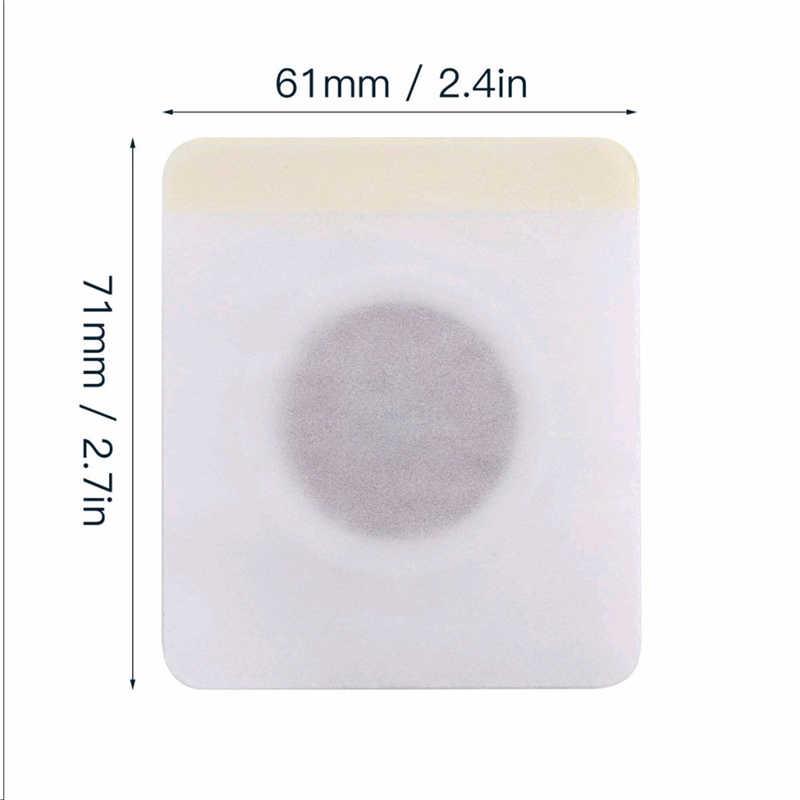 10 個/20 個/1 ピース/パック磁気腹部ハーブスリムパッチへそステッカー脂肪燃焼失うための重量マシンセルライト脂肪の損失ペースト