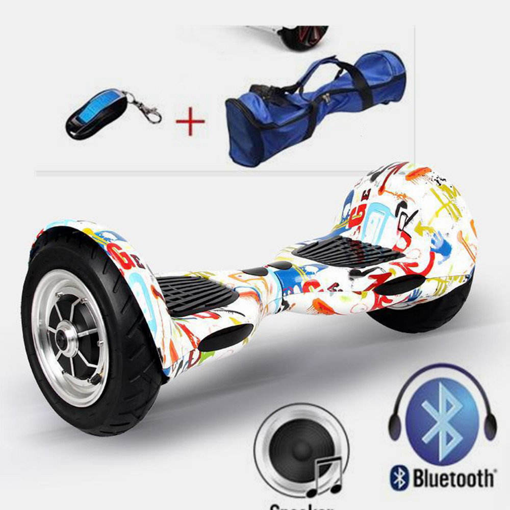 buy 10 inch hoverboard smart balance scooter electric self balancing scooters. Black Bedroom Furniture Sets. Home Design Ideas