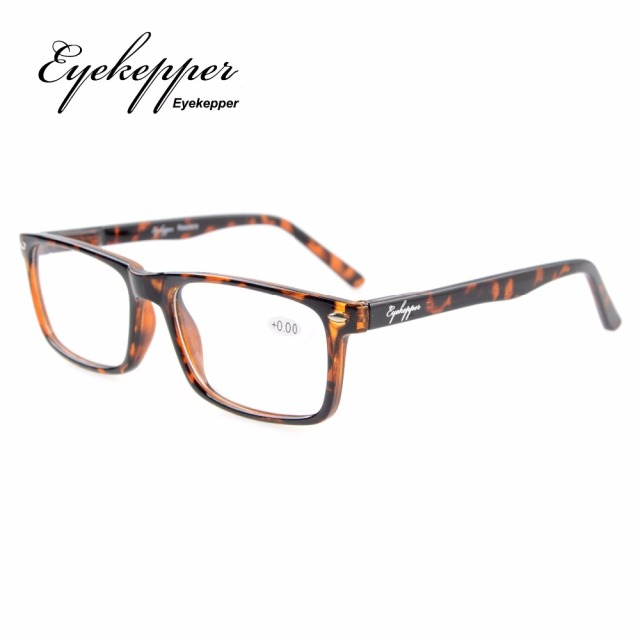 R899-6 Eyekepper Readers Spring Hinges Reading Glasses Men Women +0.00----+4.00