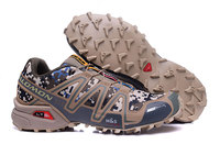 Salomon Speed Cross 3 CS III Trail Shoes Breathable Run Men Shoes Light Atheltic Shoes mens running shoes eur 40 46