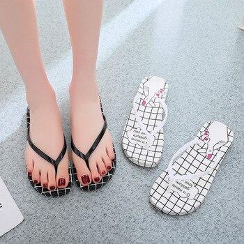 Summer Fashion Lightweight Women Slippers Flip Flops Sandal