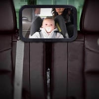 Car Safety Easy View Back Seat Mirror Baby Facing Rear Ward Child Infant Care Square Safety