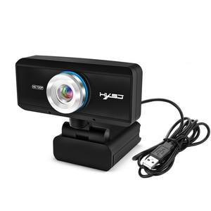 Image 5 - HXSJ USB Web Camera 720P HD 1MP Del Computer Webcam Della Macchina Fotografica Built in fonoassorbente Microfono 1280*720 dinamica Risoluzione PC