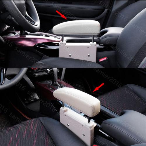 Weiß Fit Für Honda CRV CR V 15 16 Lift Einstellung Fahrer Armlehne Box Ausrüstung-in Chrom-Styling aus Kraftfahrzeuge und Motorräder bei Angryrabbit1000 Store