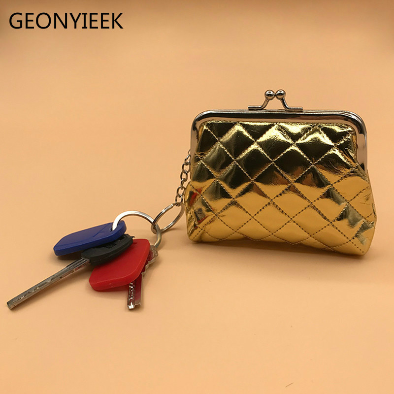 Small Coin Purse Women's Purse Leather Hasp Money Short Wallet Female Pouch Card Holder Mini Day Clutch Women Bag Ladies Handbag women coin purses short coin bag female small purse patent leather clutch wallet ladies mini purse card holders porte monnaie
