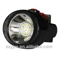 YJM-kl2.5lm 6 + 1 đèn pha không thấm nước asic usb Led miner đèn mũ bảo hiểm mũ nghề cắm trại head cap ánh sáng 10 cái/lốc miễn phí vận chuyển
