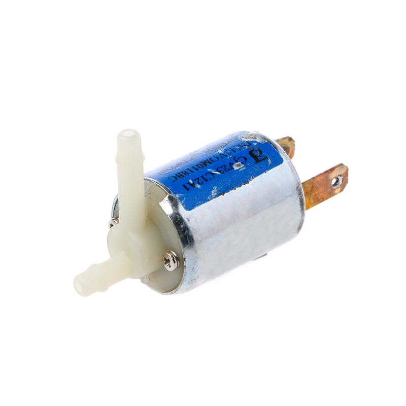 DC12V Normally Closed Type Electronic Control Solenoid Discouraged Air Valve 60x23.2mm