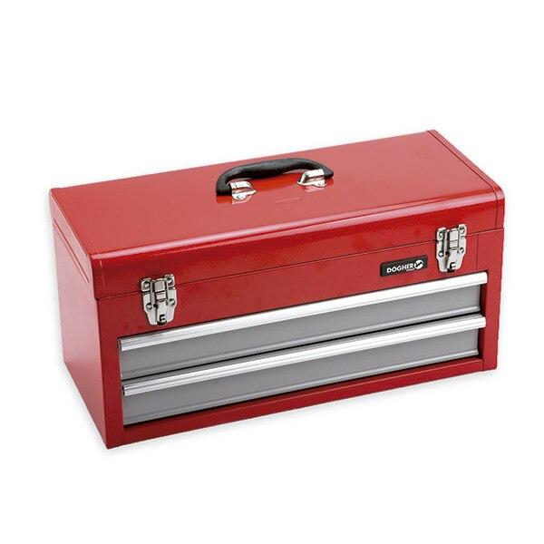 DOGHER 026-003 BOX HTAS METAL 1 BAN. + 2 CAJ.510X218X250