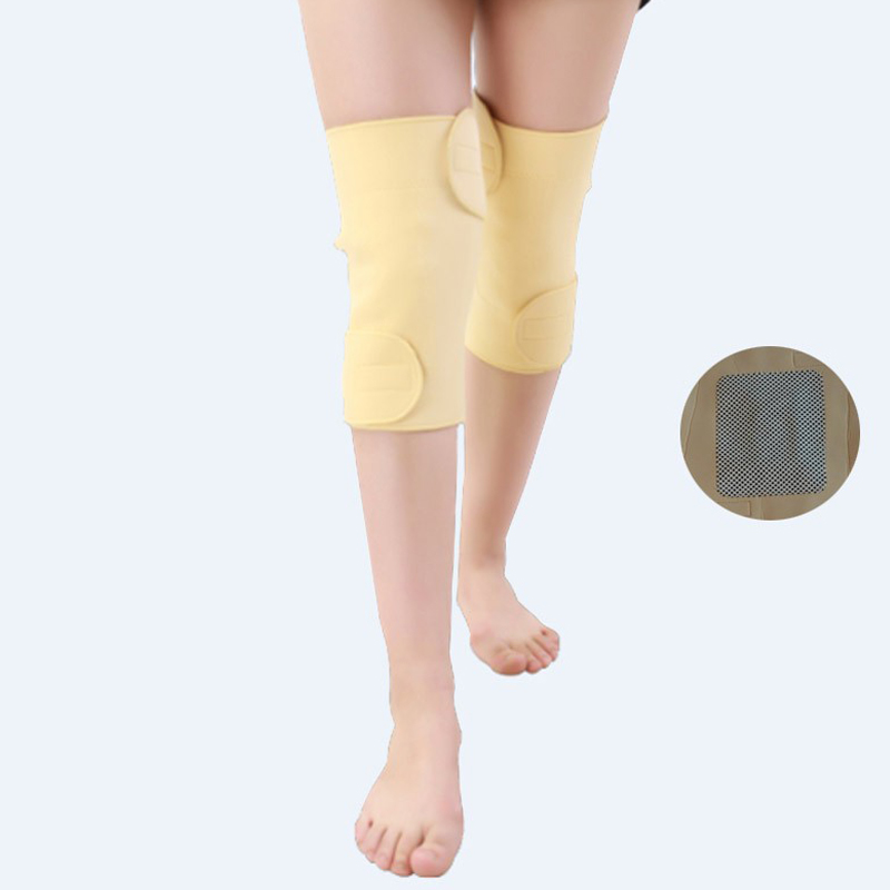 Tourmaline Self-heating Magnetic Therapy Knee Pads Kneepad Knee Support Brace Protector Sleeve Knee Arthritis Therapy