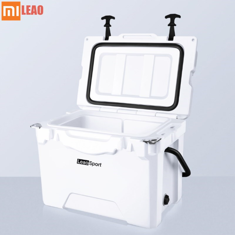 Xiaomi LEAO 22.5L Portable Outdoor Car Incubator No Power Safe/Long Time Keep Temperature Car Kit For Outdoor Sport Travel