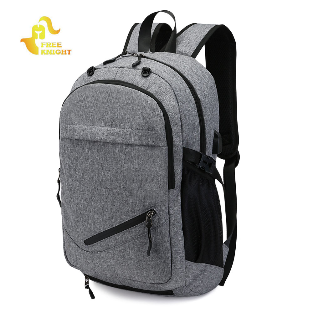 Free Knight 30L Large Capacity Travel Backpack With USB