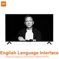 Xiaomi tv 4A 65 дюйм(ов) 4 K HDR 3840*2160 искусственный интеллект голосовой Телевизор Bluetooth голосовой пульт дистанционного управления ТВ