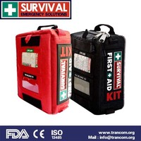 SES02 High Quality Outdoor Travel First Aid Kit Empty Bag CE ISO FDA TGA Approved
