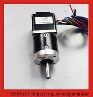 27:1 Nema11 Planet Reducer Stepper Motor length 28mm Nema 11 Geared Stepper Motor