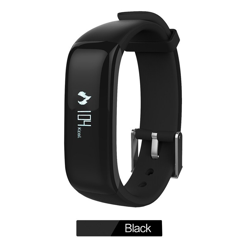 HESTIA Bluetooth 4 0 Heart Rate Monitor Bracelet IP67 Waterproof Touch Screen Smart Bands Fitness Tracker