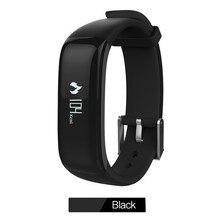 Гестия Bluetooth 4.0 сердечного ритма Мониторы браслет IP67 Водонепроницаемый Сенсорный экран Смарт полосы Фитнес трекер для смартфонов