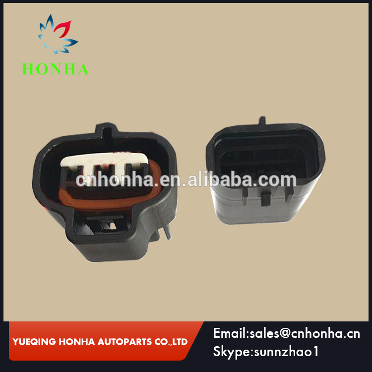 6189-0099 90980-10841 PA66 high quality 3 Pin Female and Male Connector For VSS for <font><b>Toyota</b></font> <font><b>1JZ</b></font> <font><b>2JZ</b></font> Map Sensor connector image