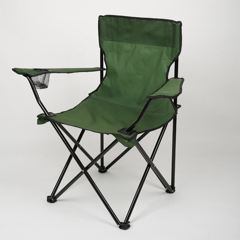 Image 5 - Lightweight Fishing Chair Pop Up Camping Stool Folding Outdoor Furniture Garden Portable Ultra Light Chairs Picnic Beach 4 Color-in Beach Chairs from Furniture