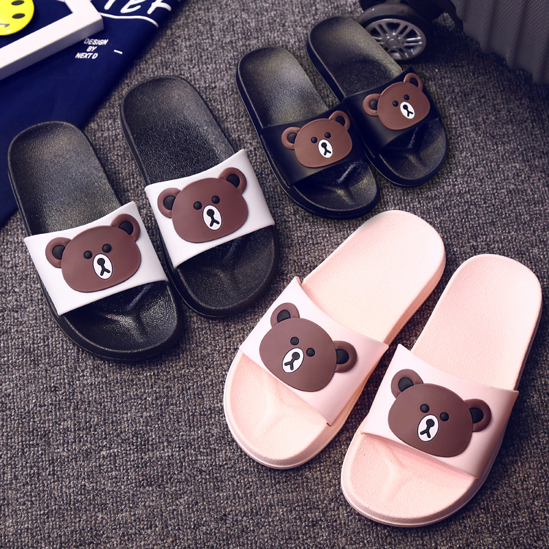 Children S Slippers Kids Boys Girls Summer Home Shoes Indoor Slipper Baby  Cute Cartoon Soft Bottomed Home Slippers Beach Shoes-in Sandals from Mother    Kids ... 480ee9d63749