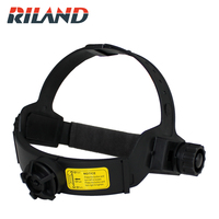 RILAND Soldador Máscara Ajustable Diadema Accesorios De Soldadura Casco Solar Auto Oscuro X501 X601 X701 X701B