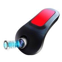 Mini 1080P Driving Video Recorder Car DVR HD Loop Recording Tachograph Camera Night Vision Dash Cam Built-in Mic G-sensor