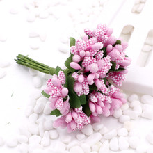 12 pcs Artificial Flowers for Home Decor