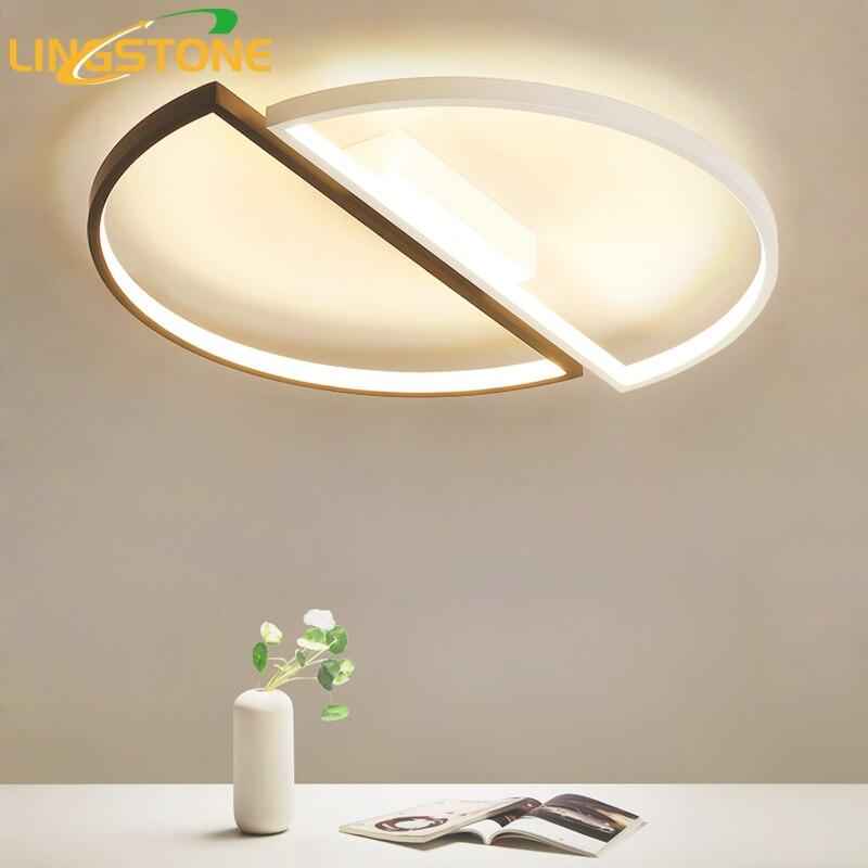 Moderne Led Decke Lichter Mit Fernbedienung Decke Lampe Fur