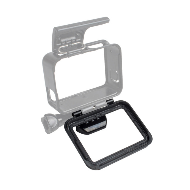 Gopro Hero 5 Action Camera Protective Frame Housing Case Backdoor ...