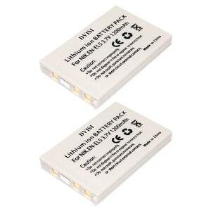 Image 4 - بطارية كاميرا DVISI 3.7V 1.2Ah EN EL5 EN EL5 ENEL5 لكاميرا NIKON Coolpix P530 P520 P510 P100 P500 P5100 P5000 P6000 P90 P80