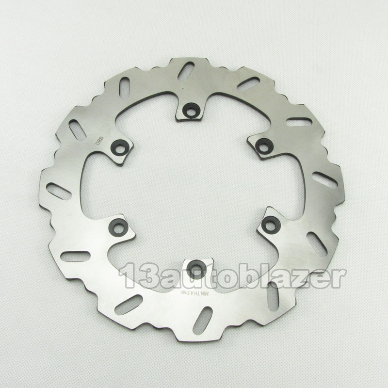 Rear Brake Disc Rotor for Yamaha MT 01 XJR 400 1200 1300 FZS 600 1000 FZR1000 XJ600S XJ900S XJ600N BT BULLDOG 1100