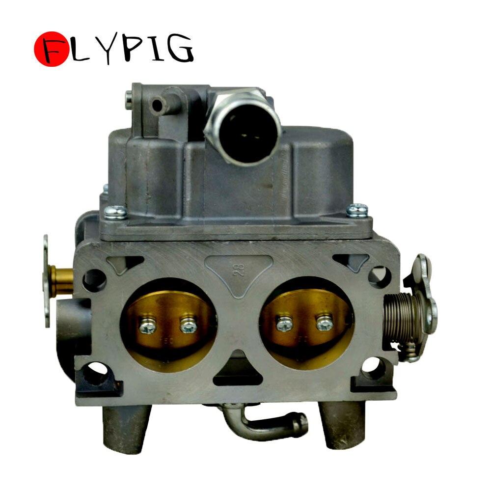 Carburetor For Honda GX690 V Twin Cylinder 16100 Z9E 033 ATV Dirt Bike Quad 10