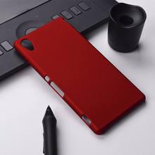 Чехол Для Sony Xperia M4 Аква E2303 E2353 E2306 Красочные Матовый матовая телефон Задняя крышка Гуд Гибридный Жесткий Пластиковый Корпус Мобильного Телефона