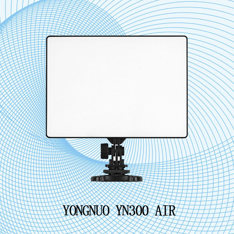 YONGNUO Newest Product YN300 Air Ultra Thin on font b Camera b font Led Video Light