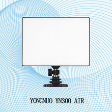 YONGNUO YN300 de Aire Ultra Fino Más Nuevo Producto el Led Cámara de Vídeo luz del panel pad para canon nikon sony panasonic dslr y videocámaras