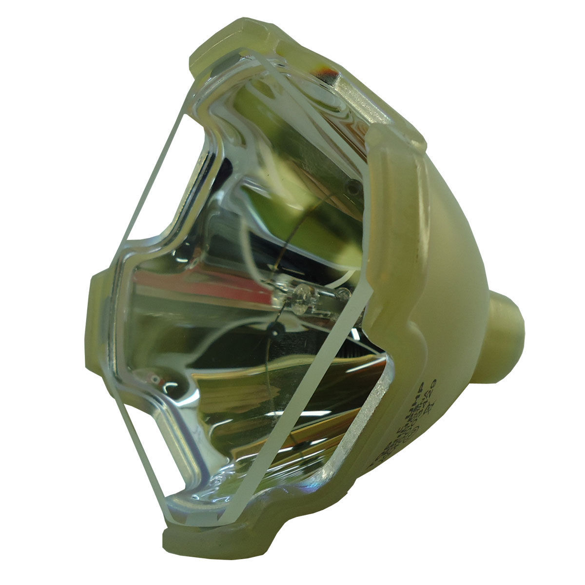 Compatible Bare Bulb LV-LP17 / 9015A001 for Canon LV-7555 Projector Lamp Bulb without housing free shipping