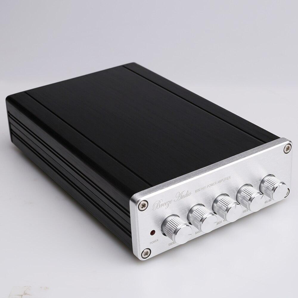 DP1 2.1 amplificateur de cinéma maison numérique haute puissance HIFI TPA3116D2 50W * 2 + 100W