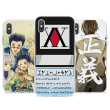 Hunter x Hunter Anime cover iPhone cases 7 cover Anime iphone cases