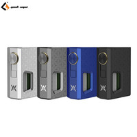 100 Original Geekvape Athena Squonk Mechanical Mod Powered By Single 18650 Cell Support Squonk RDA TANK